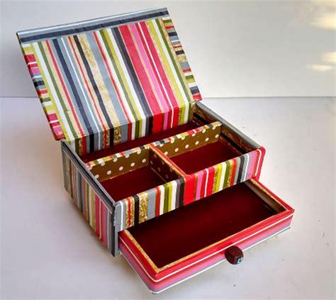 how to make a jewlery box