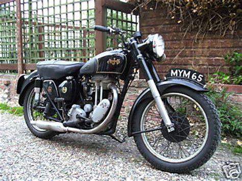 ajs 16ms classic bikes classic motorbikes