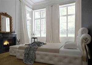 93 modern master bedroom design ideas pictures With modern master bedroom curtains