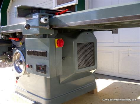 martin  joinery  solidwood machinery