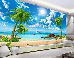 wallpaper scenery for walls Custom 3d background ...