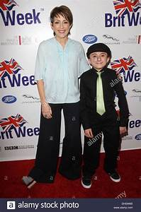 Patricia Heaton Atticus Shaffer BritWeek Los Angeles Red ...