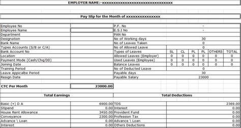 employee salary sheet  excel   schedule