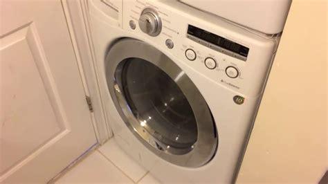 My Washing Machine Shakeswobbles  Use Antivibration