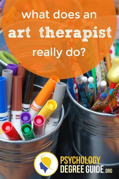 art therapy degree programs psychology degree guide