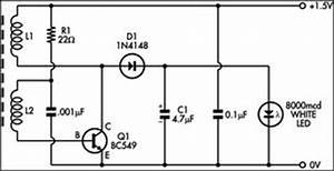 silicon chip online circuit notebook With circuit of a torch