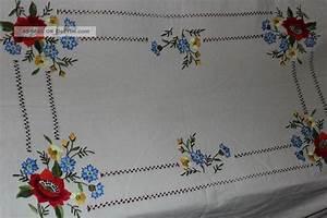 Leinen Gardinen Mit Stickerei : antik leinen tischdecke ganz gestickt mit tolle moon stickerei ~ A.2002-acura-tl-radio.info Haus und Dekorationen