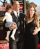 Dwayne Johnson's Pregnant Girlfriend & Daughter Pose On ...