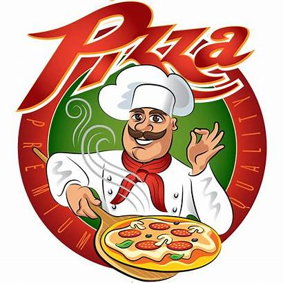 Pizza Chef Italian Clipart Transparent Cooking Cuisine