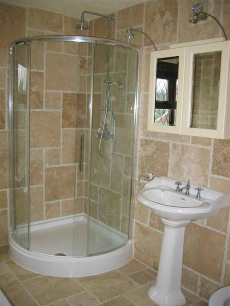 25  Walk in Showers for Small Bathrooms (To Your Ideas and
