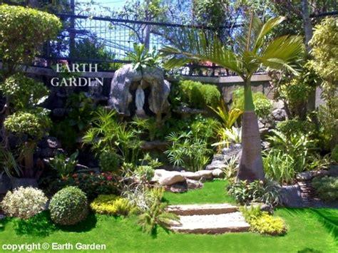 garden grotto designs earth garden landscaping philippines photo gallery tropical gardens