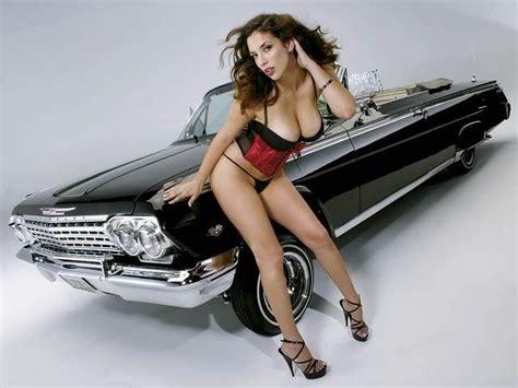 41 Best Pin Up Girls-lowrider- La Raza #2 Images On