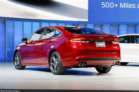2019 Ford Sho by 2019 Ford Taurus Sho Redesign In Usa Best Truck