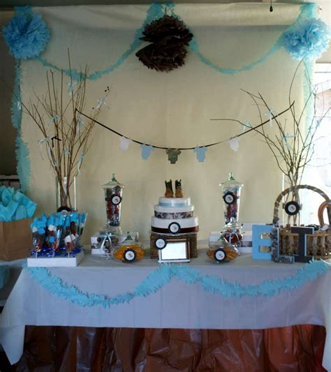 eli   hunter baby shower party ideas photo