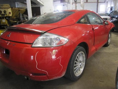 Used Mitsubishi Eclipse Parts by Parting Out 2006 Mitsubishi Eclipse Stock 120302 Tom
