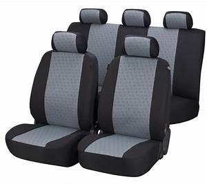 Sitzbezüge Seat Ibiza : autositzbezug schonbezug komplett set seat ibiza grau ~ Jslefanu.com Haus und Dekorationen