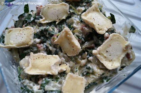 cuisiner cardes gratin de blettes au fromage de chèvre dans la cuisine