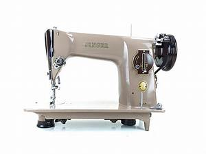 Semi Industrial Singer 201k Mk2 Sewing Machine Heavy Duty