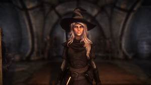 Battlemage Armour (Female) at Skyrim Nexus - mods and ...
