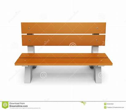 Bench Park Clipart Wooden Clip Wood Clipartlook