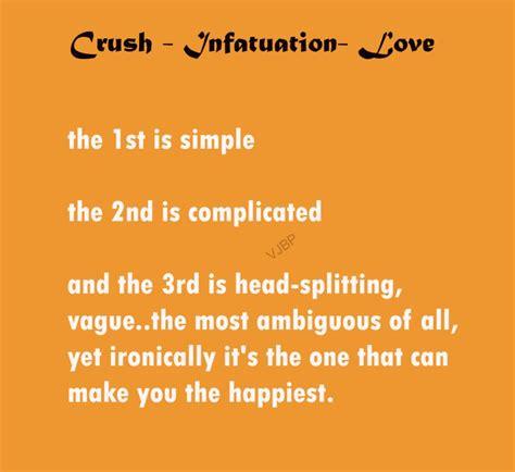 infatuation quotes quotesgram