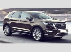 Ford Edge Vignale Review carwow