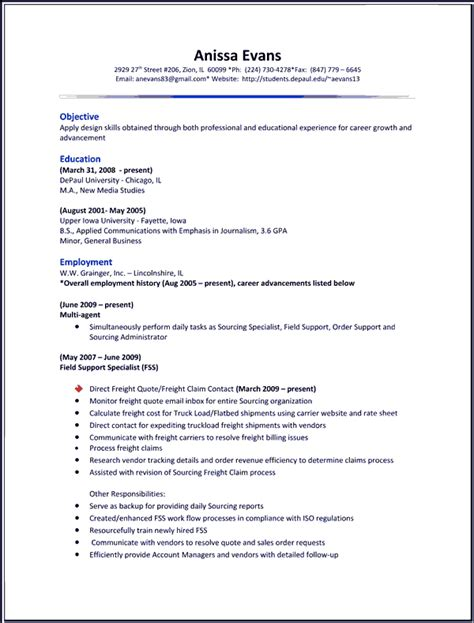 resume references available upon request exle