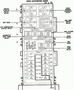 10  1999 Mack Truck Fuse Diagram
