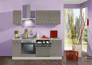 Küche Komplett Mit Geräten : k chenzeile mit e ger ten vigo breite 210 cm otto ~ Bigdaddyawards.com Haus und Dekorationen