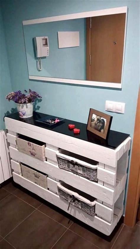 ideas  hacer muebles  palets faciles