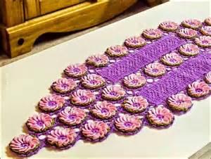 crochet baby headbands free floral crochet table runner pattern crochet kingdom