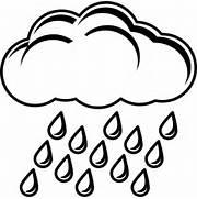 Rain Clipart Outline