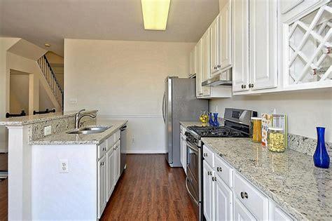 dallas white granite kitchen by granite vision inc