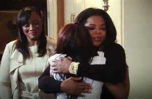 houston oprah patricia whitney winfrey dead gary tears recalls sister found interview anything substance wasn relative latter abuse days