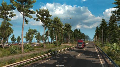 truck simulator 2 beyond the baltic sea truck simulator 2 beyond the baltic sea