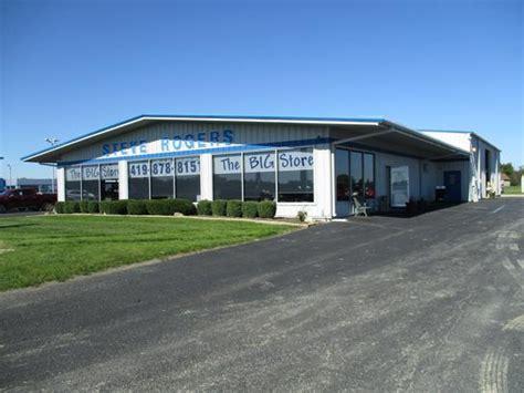 steve rogers ford car dealership  waterville