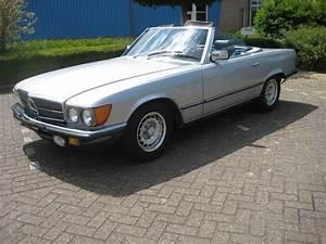 Mercedes 280sl Convertible - 1982