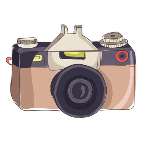 foto de Digital camera cartoon Transparent PNG & SVG vector file