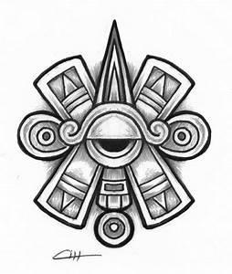 Simple Ollin Eye Tattoo Design | Tattooshunt.com