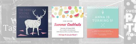 Invitation Maker: Design Your Own Custom Invitation Cards