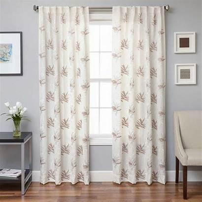 Curtains Softline Drapery Linen Fashions Turin Panel