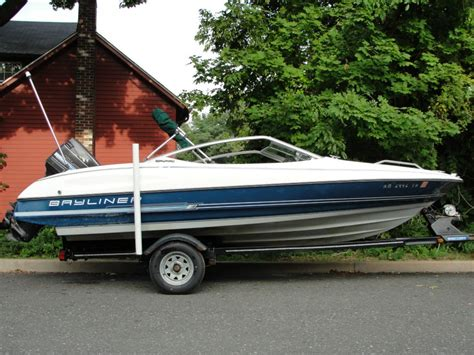 Bayliner Boats For Sale In New Hshire by 1991 Bayliner 17 For Sale