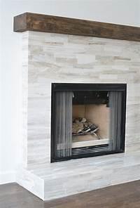 stone tile fireplace designs 27+ Stunning Fireplace Tile Ideas for your Home | Fireplace Tile Ideas | Outdoor fireplace ...