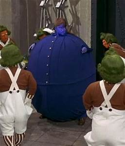 """""""Willy Wonka and the Chocolate Factory"""" Violet Beauregarde ..."""