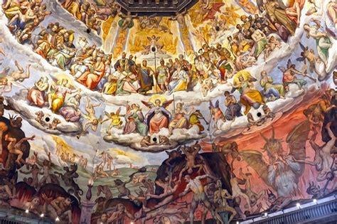 cupola santa fiore firenze affreschi cupola santa fiore firenze
