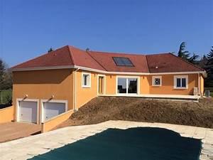 Sous Sol Maison : maison plain pied avec sous sol ~ Melissatoandfro.com Idées de Décoration