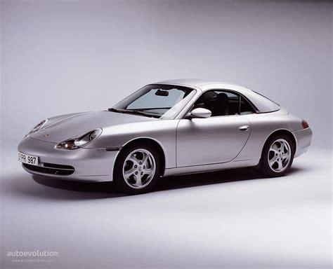 Porsche 911 Carrera Cabriolet (996) Specs & Photos