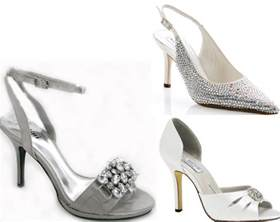 silver shoes for wedding wedding by designs silver bridal shoes