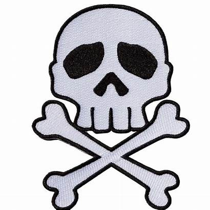 Skull Patch Crossbones Cross Bones Patches Captain
