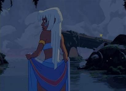 Atlantis Empire Lost Princess Disney Kida Ariel